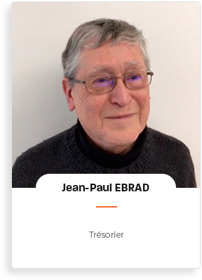 Jean-Paul Ebrad, Trésorier 100arpents