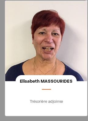 Elisabeth Massourides, Trésorière 100arpents