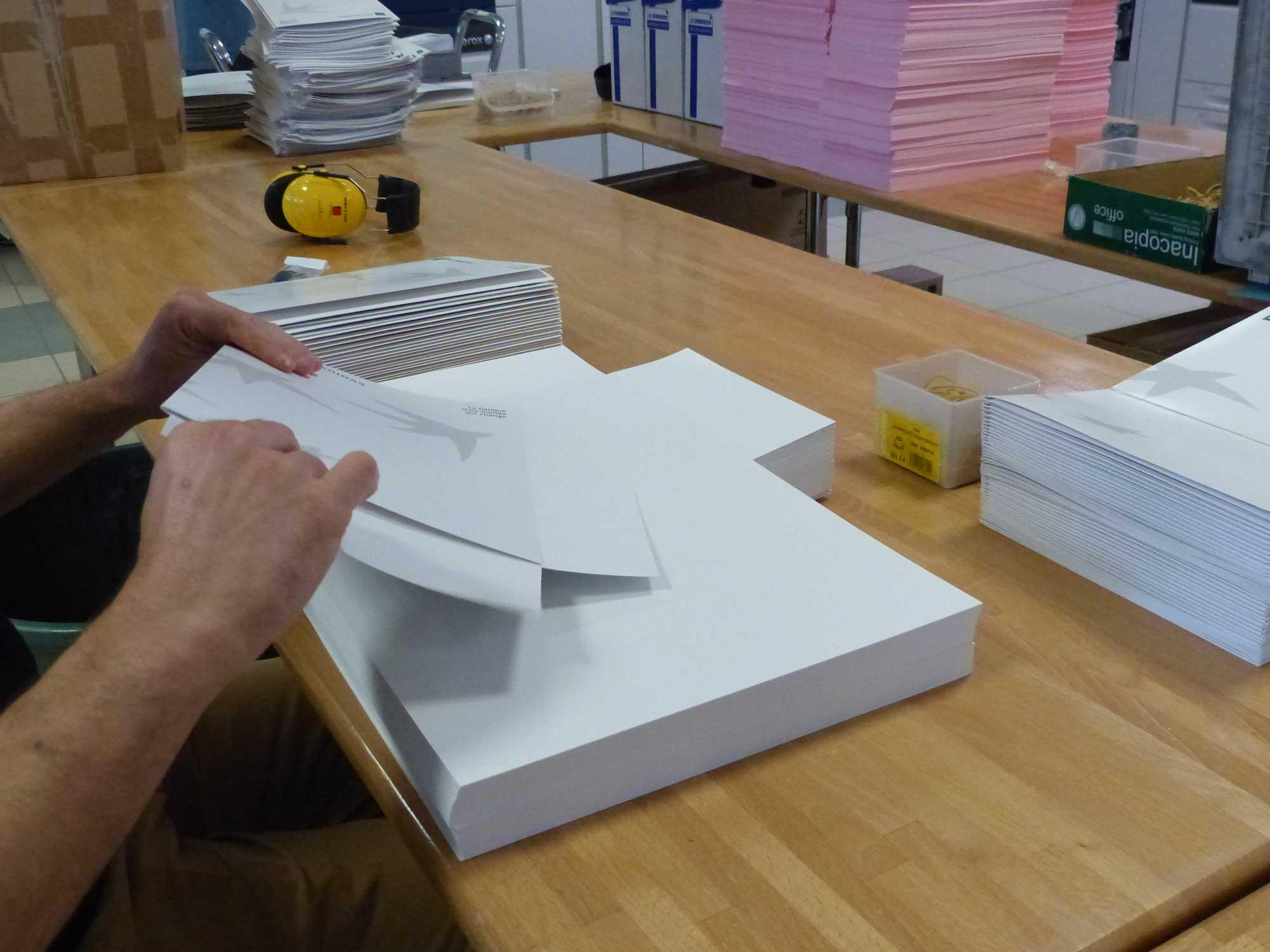 l'imprimerie en pratique